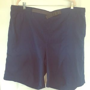 Columbia dry fit shorts